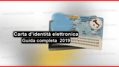 Photo of Carta d'identità elettronica (CIE) – Numero PIN, Caratteristiche e altre informazioni