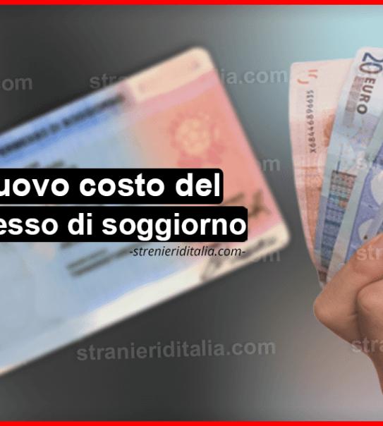 Top Rinnovo Permessi Di Soggiorno Galleries ...