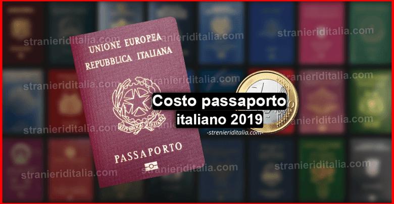 Costo passaporto italiano 2019 - Rilascio, Rinnovo e tanto altro!