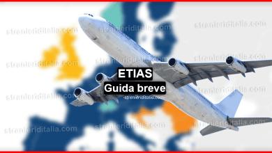 Photo of ETIAS – Autorizzazione per il Transito dei Cittadini extra UE