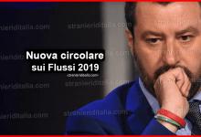Photo of Flussi 2019: Arriva una circolare allarmante dal Ministero dell'Interno