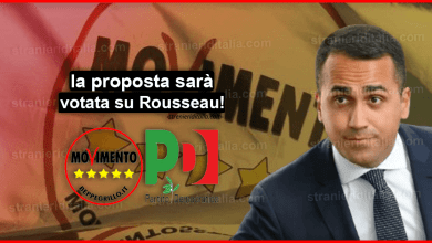 Photo of Governo PD-M5S: la proposta sarà votata su Rousseau!!