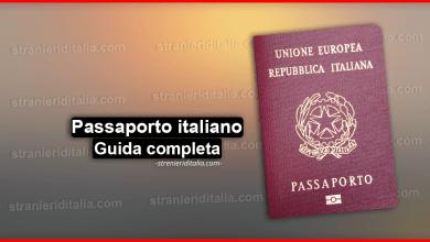 Photo of Passaporto italiano 2019 – modulo richiesta, Documenti e come ottenerlo?