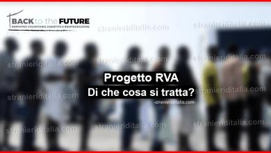Rimpatrio volontario assistito (progetto RVA): Di che cosa si tratta?