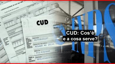 Photo of CUD (Il Certificato Unico Dipendente): Cos'è e a cosa serve?