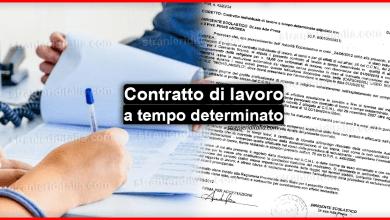 Photo of Contratto di lavoro a tempo determinato: informazioni da sapere
