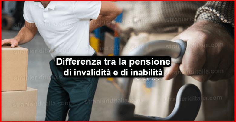 Photo of Differenza tra la pensione di invalidità e di inabilità
