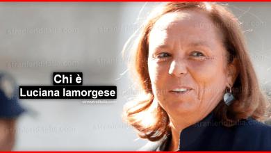 Photo of Il nuovo ministro dell'Interno è Luciana lamorgese: Chi è?