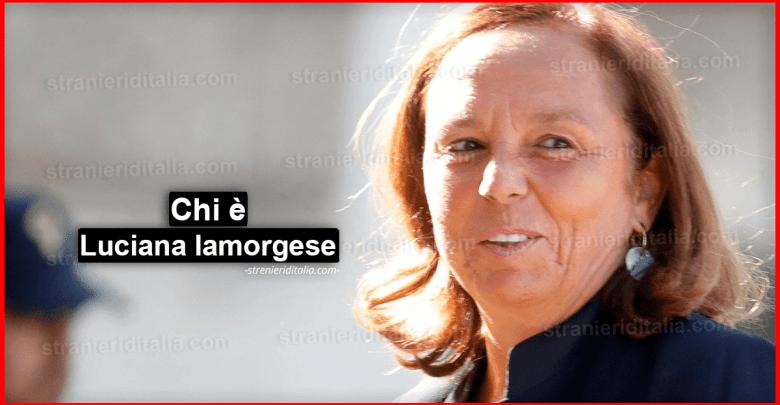 Il nuovo ministro dell'Interno è Luciana lamorgese: Chi è?