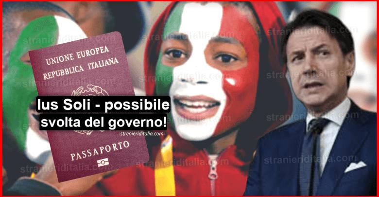 Photo of Ius Soli: possibile svolta del governo Giallo-Rosso!