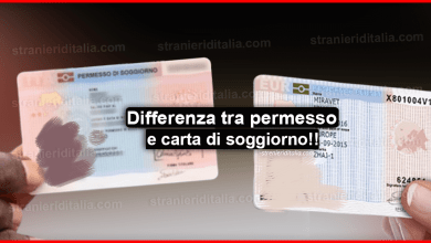 Permesso e carta di soggiorno: Che differenze ci sono?