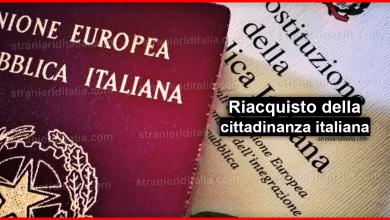 Photo of Riacquisto cittadinanza italiana: Chi l'ha perduta può riacquistarla?