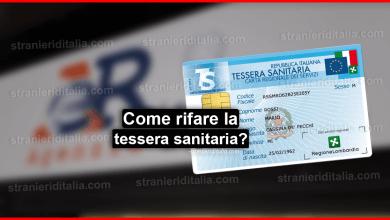 Photo of Tessera sanitaria persa? Ecco come richiedere un duplicato Online!