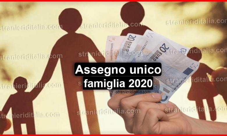 Assegno unico famiglia 2020: cos'è e come funziona?