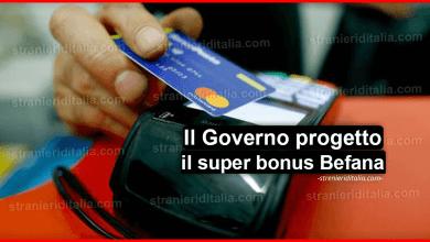 Photo of Il bonus befana: fino a 475 di sconti per chi paga con carte e bancomat