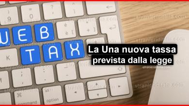 Photo of Arriva al Web Tax: Una nuova tassa prevista dalla legge di bilancio 2020