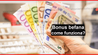 Photo of Bonus speciale di 2000 euro (Bonus befana) come funziona?