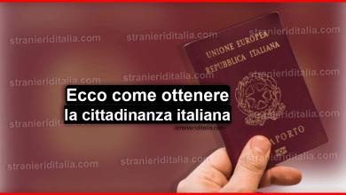Photo of Cittadinanza italiana 2020: Procedura e documenti (Lista aggiornata)