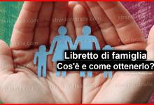 Photo of Libretto di famiglia 2019 Inps – Cos'è e come ottenerlo?