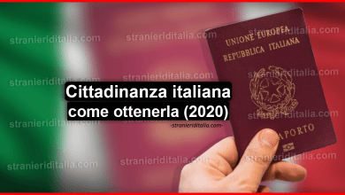 Photo of Cittadinanza italiana (come ottenerla) | Stranieri d'Italia
