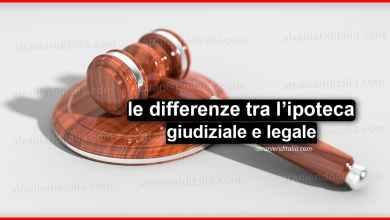 Photo of Ipoteca giudiziale e legale: Quali sono le differenze? | Stranierid'Italia