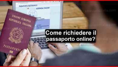 Photo of Come richiedere il passaporto online   Stranieri d'Italia