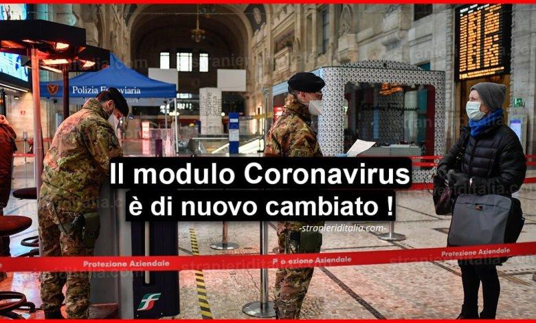 Nuovo modulo Autocertificazione Coronavirus: aggiornamento al 26 marzo