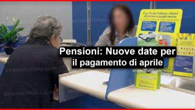 Photo of Pensioni, novità Coronavirus: Nuove date per il pagamento di aprile