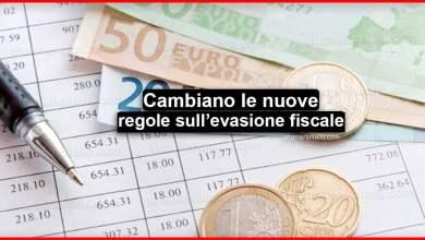 Photo of Reddito d'impresa, cambiano le nuove regole sull'evasione fiscale