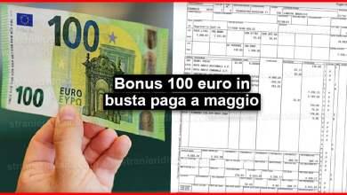 Photo of Bonus 100 euro in busta paga a maggio: Come chiederlo!