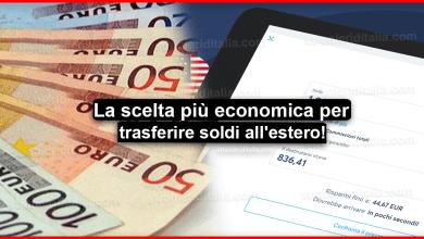 Photo of Miglior modo per trasferire soldi all'estero online