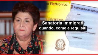 Photo of Sanatoria 2020 immigrati clandestini: quando, come e requisiti