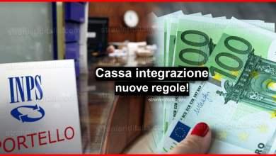 Photo of Cassa integrazione nuove regole: Scadenze nel decreto