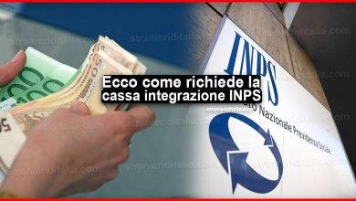 Photo of Cassa integrazione INPS: Richiesta entro la scadenza a luglio
