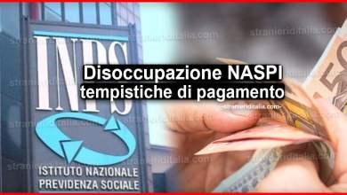 Photo of Disoccupazione NASPI: quali sono le tempistiche di pagamento?