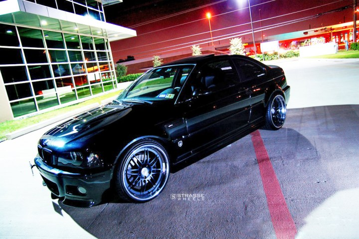 STRASSE FORGED WHEELS E46 M3 10