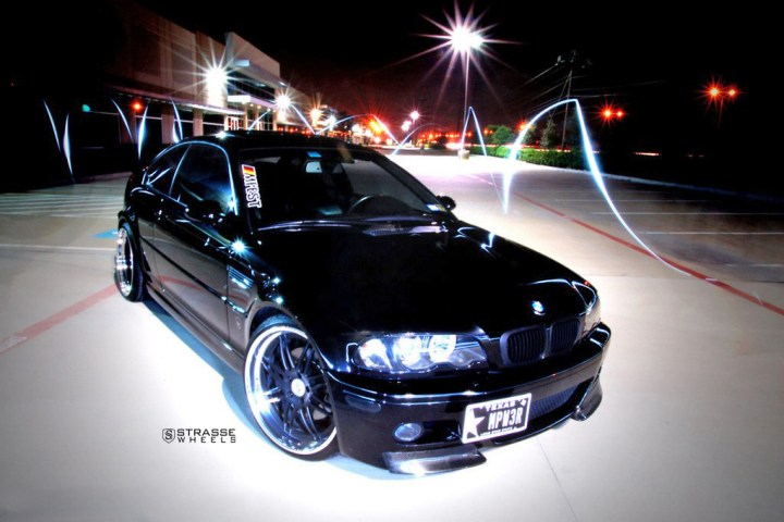 STRASSE FORGED WHEELS E46 M3 11