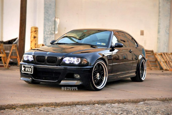 STRASSE FORGED WHEELS E46 M3 3