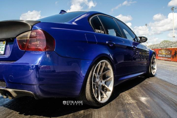 Strasse Wheels BMW M3 SM5 Concave 11