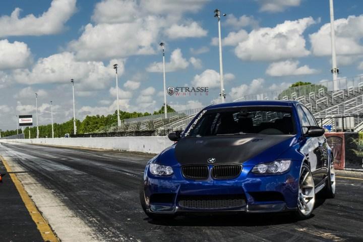Strasse Wheels BMW M3 SM5 Concave 4