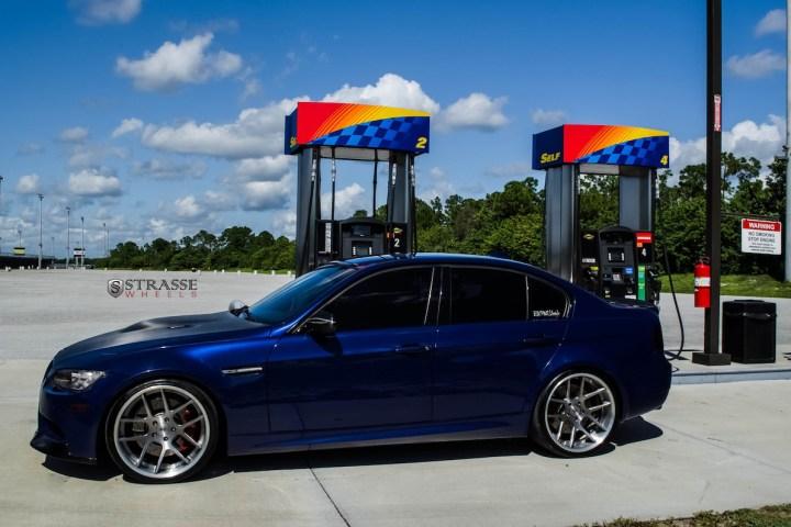Strasse Wheels BMW M3 SM5 Concave 8