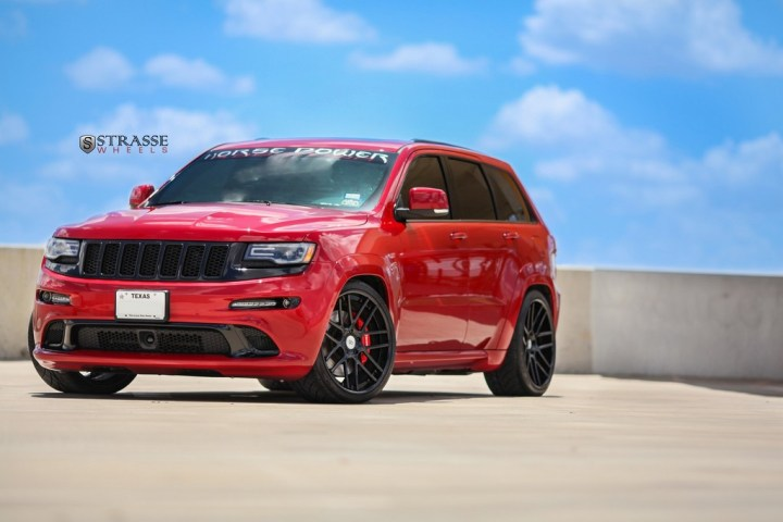 Strasse Wheels - Jeep Grand Cherokee SRT - SM7 Deep Concave 5