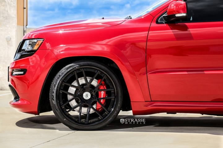 Strasse Wheels - Jeep Grand Cherokee SRT - SM7 Deep Concave 7