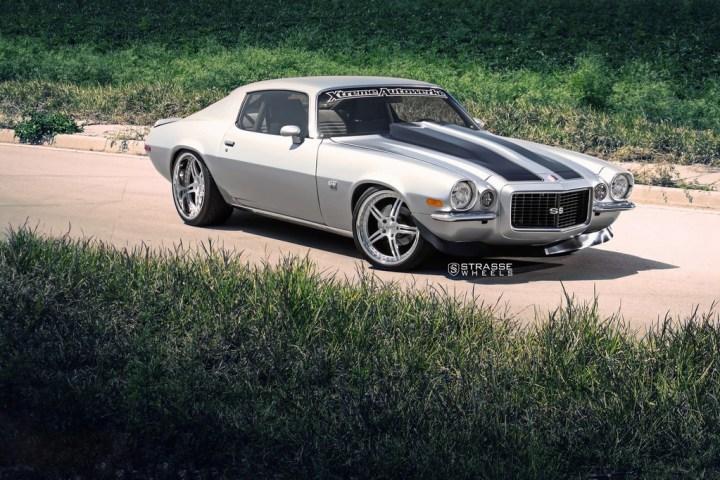 1972 Chevrolet Camaro SS - SP5R Signature Series 7
