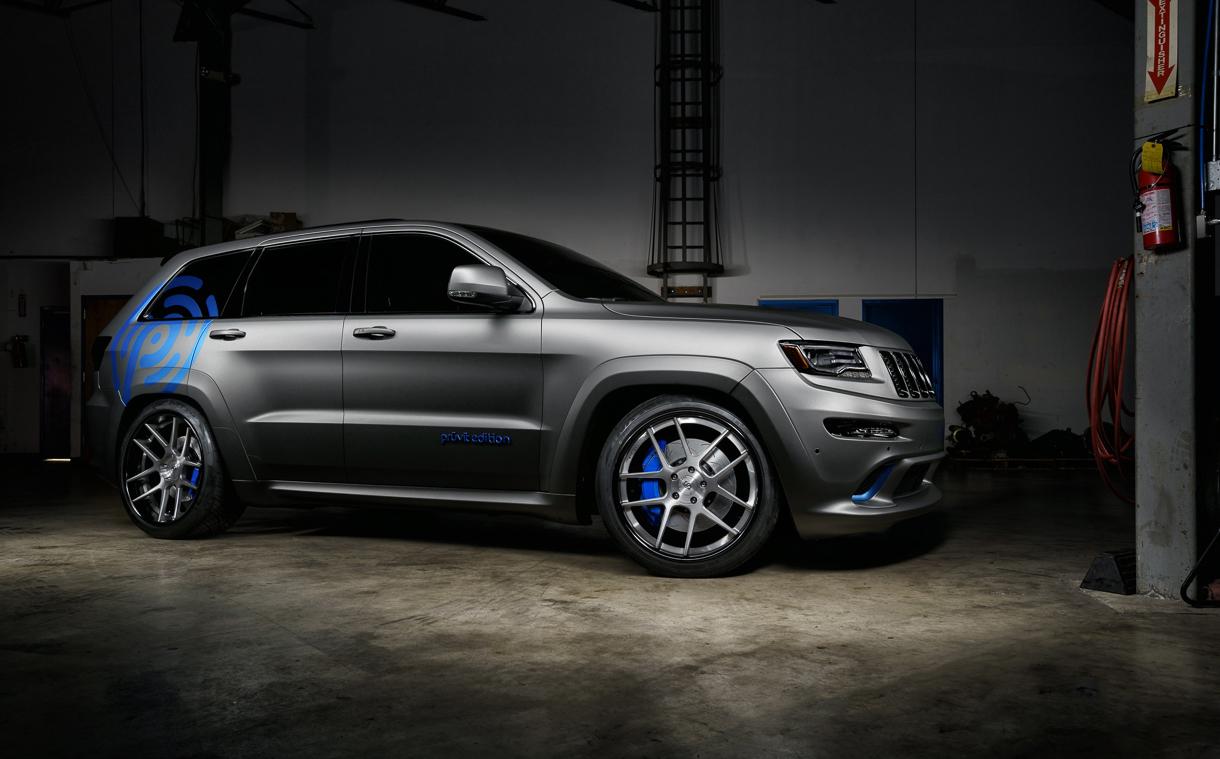 Jeep Grand Cherokee Srt Strasse Wheels