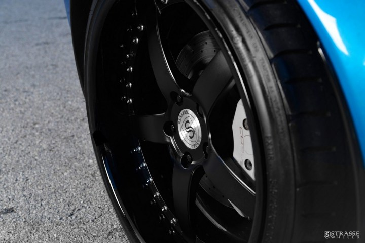 Strasse Wheels Corvette Gransport 11