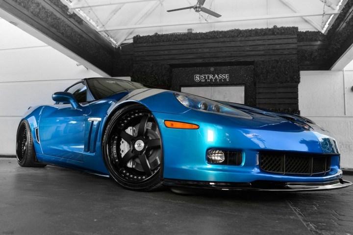 Strasse Wheels Corvette Gransport 2