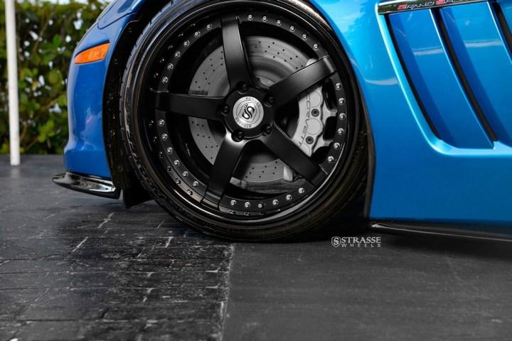Strasse Wheels Corvette Gransport 6