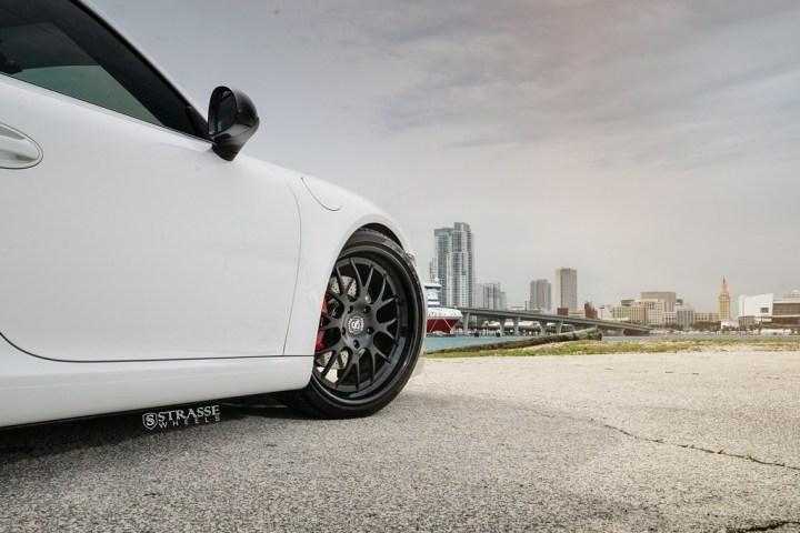 Strasse Wheels Porsche 991 Carrera 5