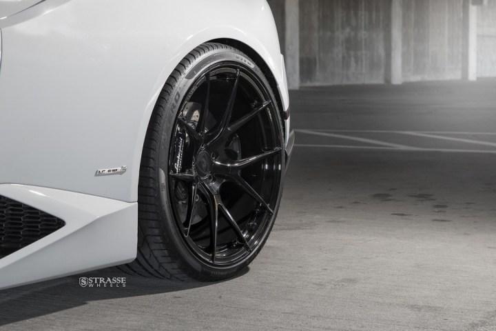 Strasse Wheels - Lamborghini Huracan LP610-4 - SM5R Concave Monoblock 3